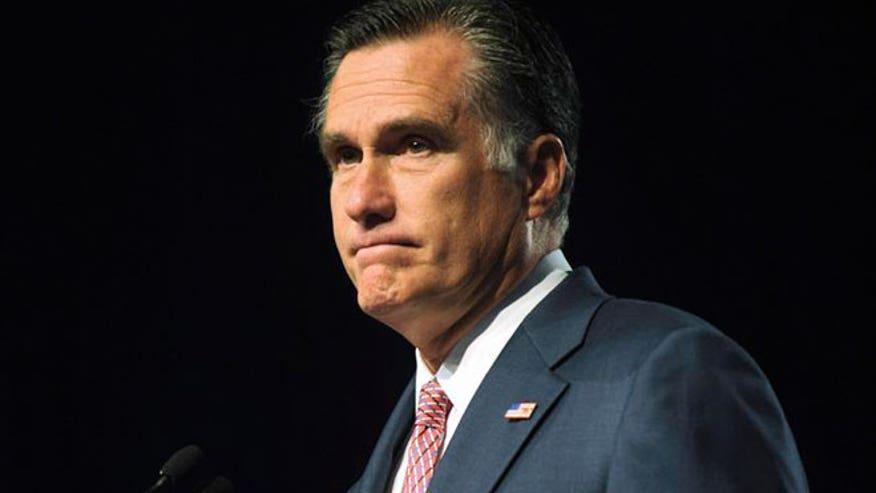 Former MA Governor Mitt Romney
