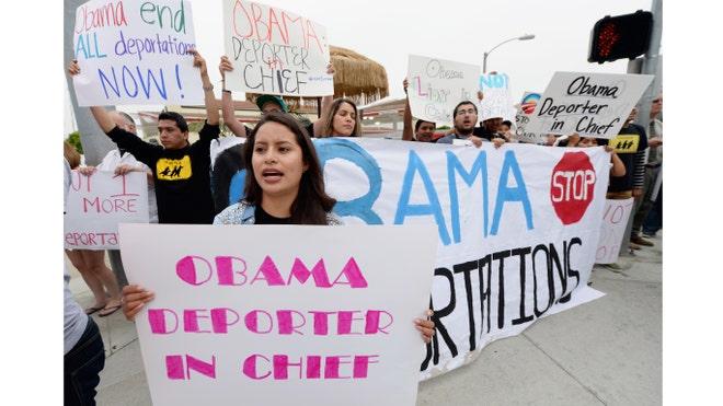 Image result for obama deporter in chief
