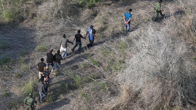 Increase In Illegal Border Crossings Prompts Honduras To Open ...