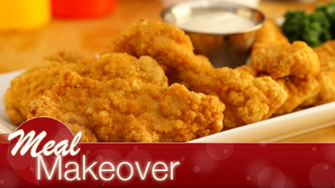 Fried Chicken_Meal Makeover