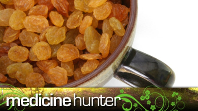 Yellow Raisins_Med Hunter