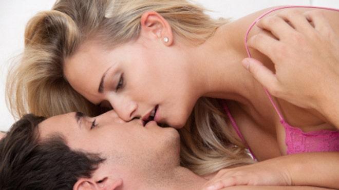 Intimate Kiss