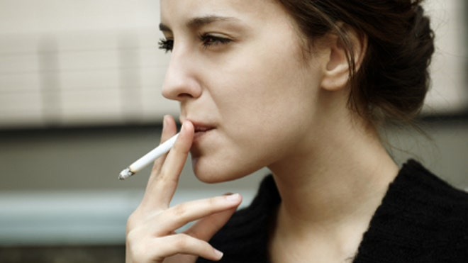 teen smoking. Counseling sessions with a school nurse may help some high ...