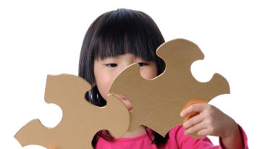 Autistic Girl