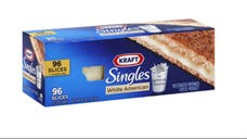 Kraft Heinz is expanding a recall of Kraft Singles products, saying a problem with the packaging film affects  times as many cases as it first thought.