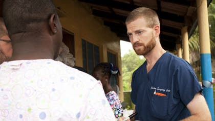 An American doctor who contracted the Ebola virus while working in the West African country of Liberia last month has recovered and is expected to be released from an Atlanta hospital today.