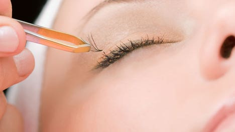 According to a new study by Consumer Reports, eyelash extensions can cause multiple allergic reactions.I, myself, have seen dozens of female patients with conjunctivitis, also known as pink eye, as a result of bacterial infections associated with a build up of dirt and bacteria in these products