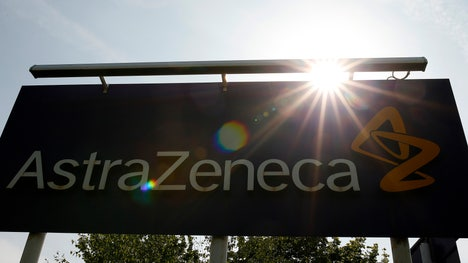 The U.S. government has cleared AstraZeneca Plc over a major clinical trial used to win marketing approval for its important new heart drug Brilinta, following an investigation which had cast a shadow over its prospects
