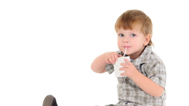 Boy drinking milk.JPG