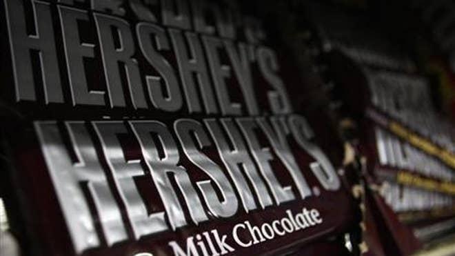 Hershey to make 3-D chocolate printer