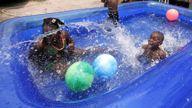 Portable Pools Pose Summer Risk For Kids Fox News