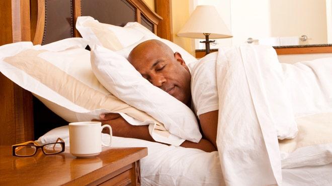 nice sleep