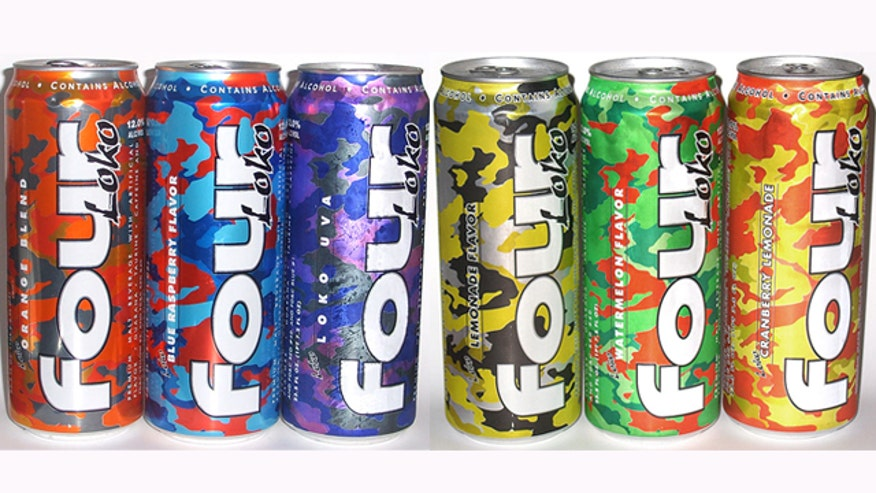 Four Loko Energy Drink
