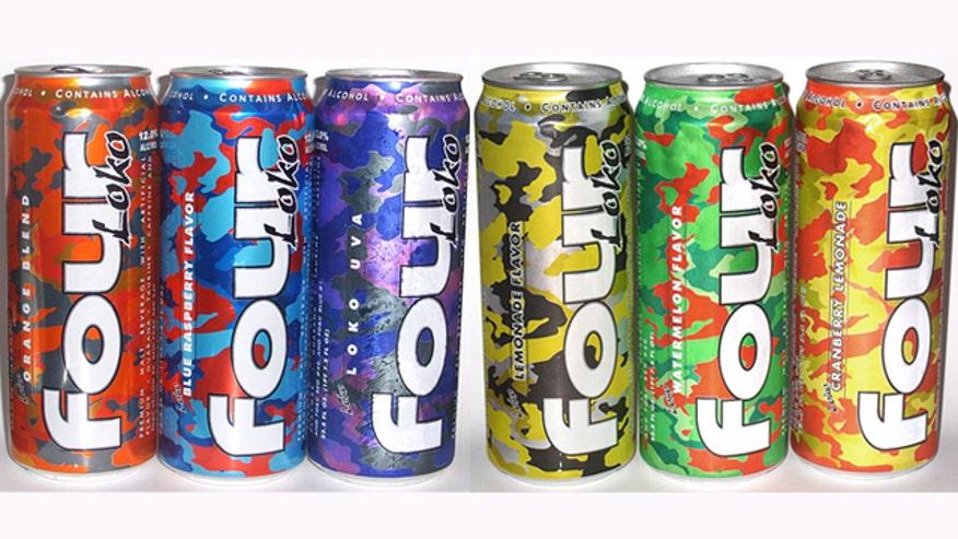 Four Loko Energy Drink