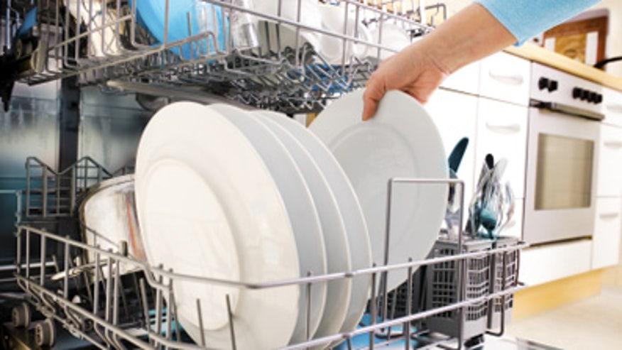 Unloading Dishwasher iStock