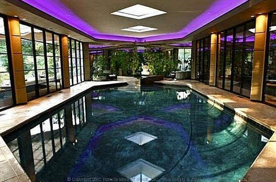 indoor pools ultimate laps of luxury slideshow fox news. Black Bedroom Furniture Sets. Home Design Ideas