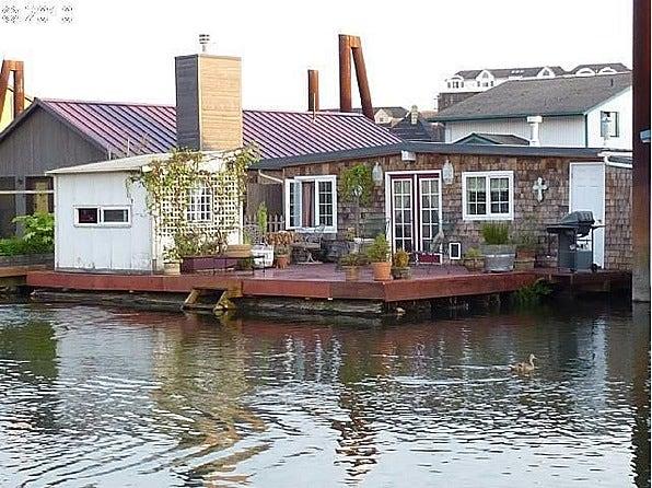9 Fantastic Floating Homes For Sale Slideshow Fox News