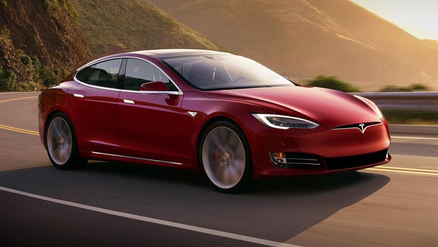 Tesla lays claim to world's quickest production car | Fox News