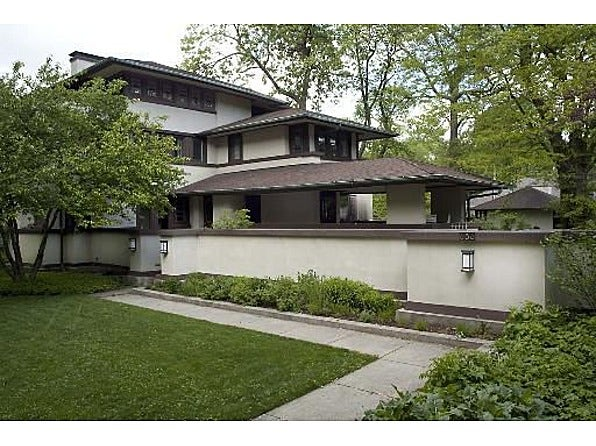 amazing frank lloyd wright homes for sale slideshow