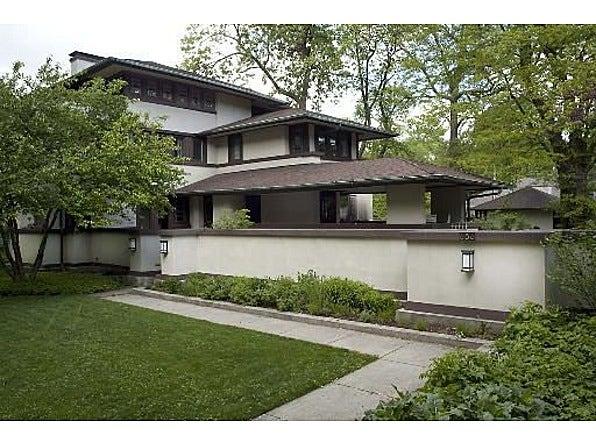 Amazing frank lloyd wright homes for sale slideshow - Frank lloyd wright homes for sale ...