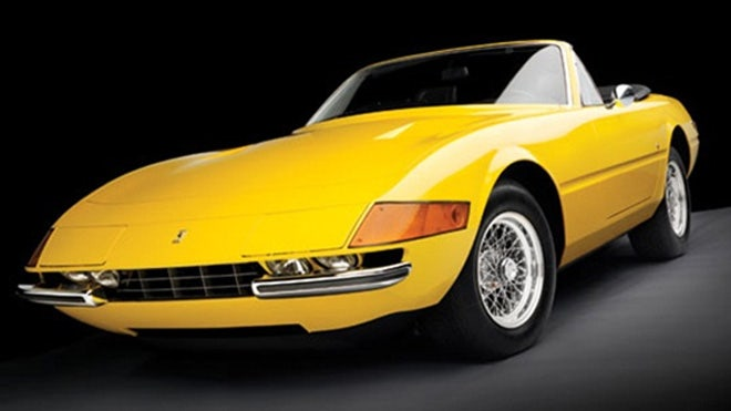 The Coolest Classic Car Colors Ever News Articles - Cool yellow cars