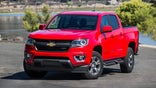 Chevrolet updates Colorado with new V6 and 8-speed transmission