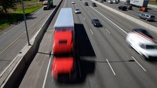 Regulators are considering a cap of ,  or  miles per hour, though that could change.
