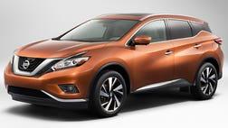 The Nissan Murano is going ultramodern.