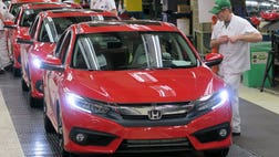 Honda has issued a stop-sale order for the  Honda Civic models with a .-liter engine.