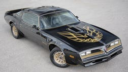 There's been a bit of a frenzy in the market for Pontiac Firebird Trans Ams connected to the  film.
