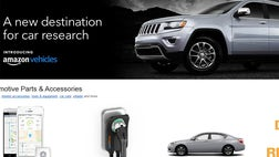 Amazon Vehicles is a new research tool from Amazon that allows shoppers to search for cars, view specs, and read customer reviews. Amazon claims it encompasses thousands of new and used models.