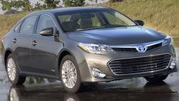 Big EPA rating for big sedan.