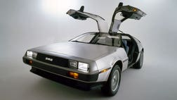DeLorean is going back…to business.