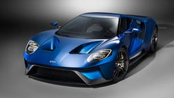 The Ford GT is a $,-plus high-performance supercar filled with the latest technology.
