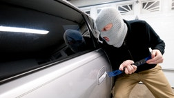 Car theft is on the decline, but its not gone yet.