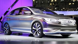 Compact battery-powered sedan coming in two years.