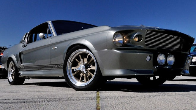 'Gone in 60 Seconds' Eleanor Ford Mustang sells for $1 million