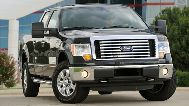 2011 Ford F-150 SuperCrew Lariat EcoBoost