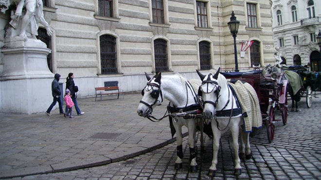 Hofburg Carriages