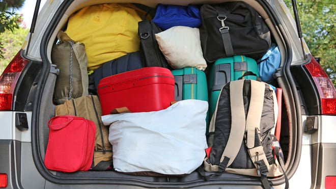 Whether you are going on a road trip, moving to a new house, or need to pick up your student from college, it's important to keep driving safety in mind when packing up your vehicle.