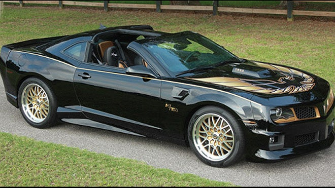 Hurst Edition Trans Am Car And Truck Enthusiast