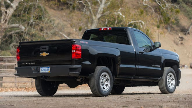 Not everyone who buys a pickup truck actually needs one.