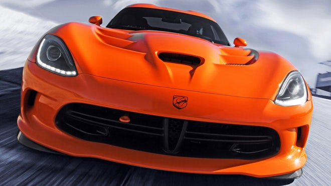 Chrysleru0027s High Performance SRT Division Has Unveiled An Even More Track  Focused Version Of The Recently Reborn Viper Coupe. Powered By The Same 640  Hp, ...