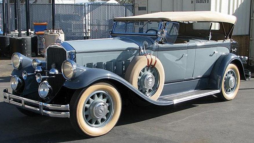 Charlie Chaplin Car