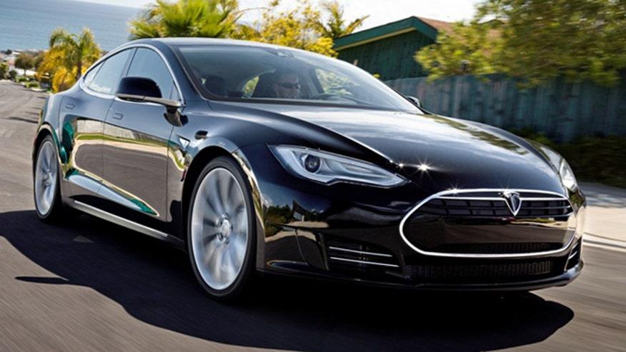 Tesla Model S Alpha