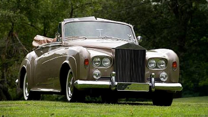 Sammy Davis Jr. Rolls Royce