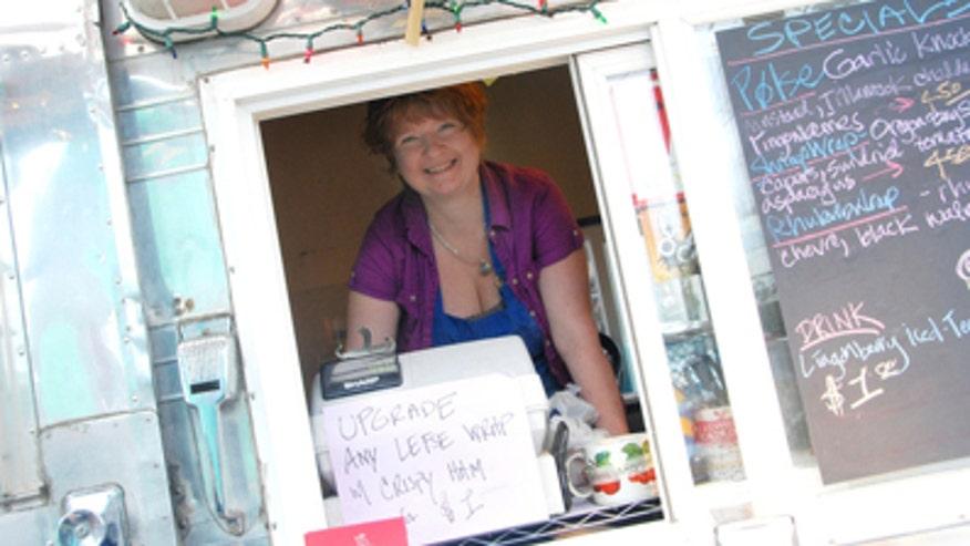 Viking Soul Food Owner, Megan Walhood