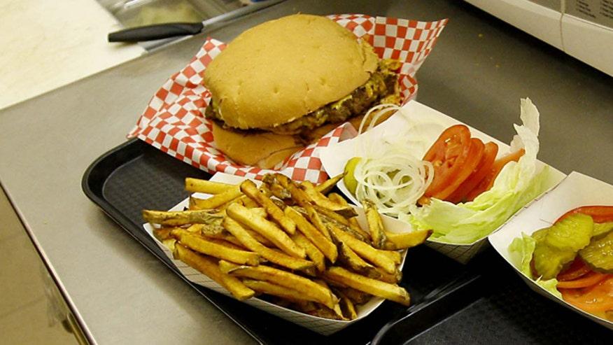 Rulon Burger
