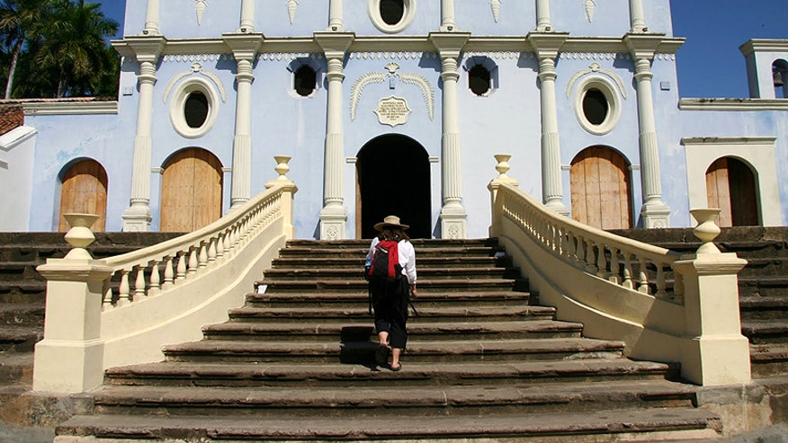 Granada Colonial Architecture