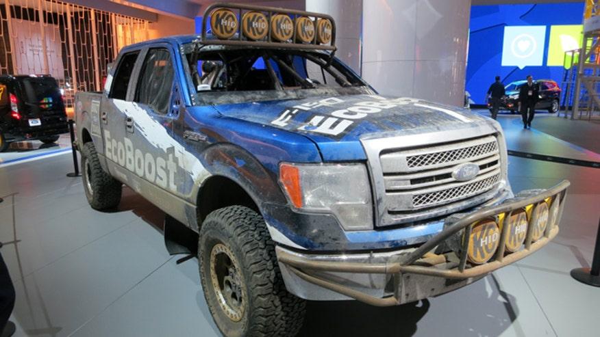 2015 F150 Fox News